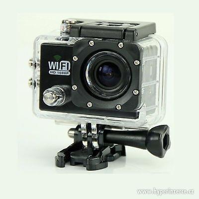 Sportovní kamera - nová- vodotěsná
