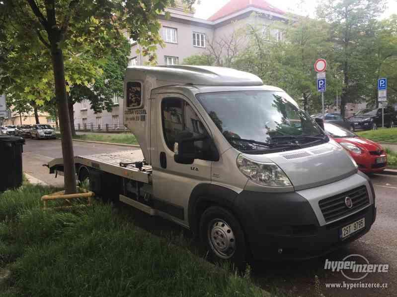 Nabízím odtah-převoz vašeho vozu celá ČR a EVROPA - foto 5