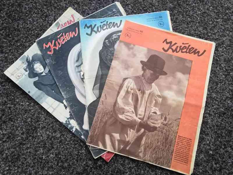 Časopisy Květen 1946-1947