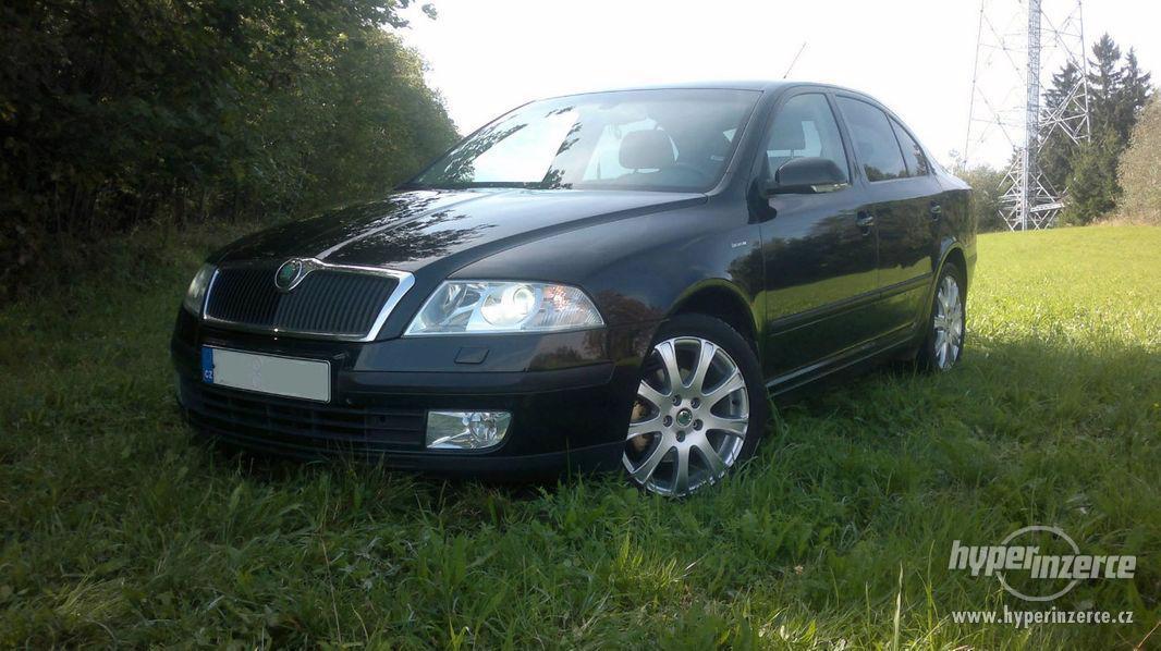 Škoda Octavia II Edition 100