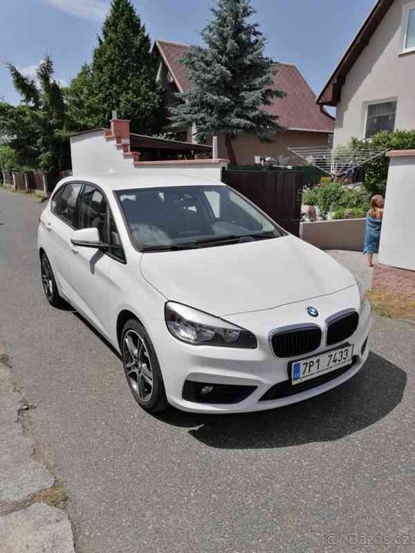BMW Řada 2 218