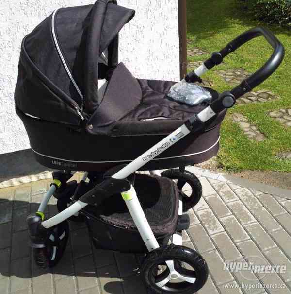 Baby Design Comfort Lupo 2016