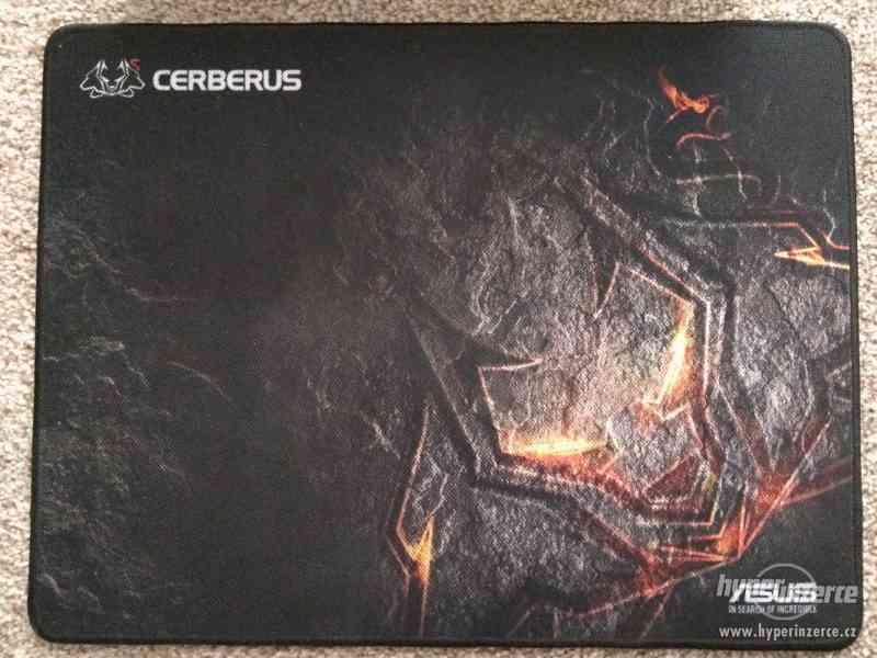 Nová herní podložka ASUS Cerberus v orig. balení - foto 2