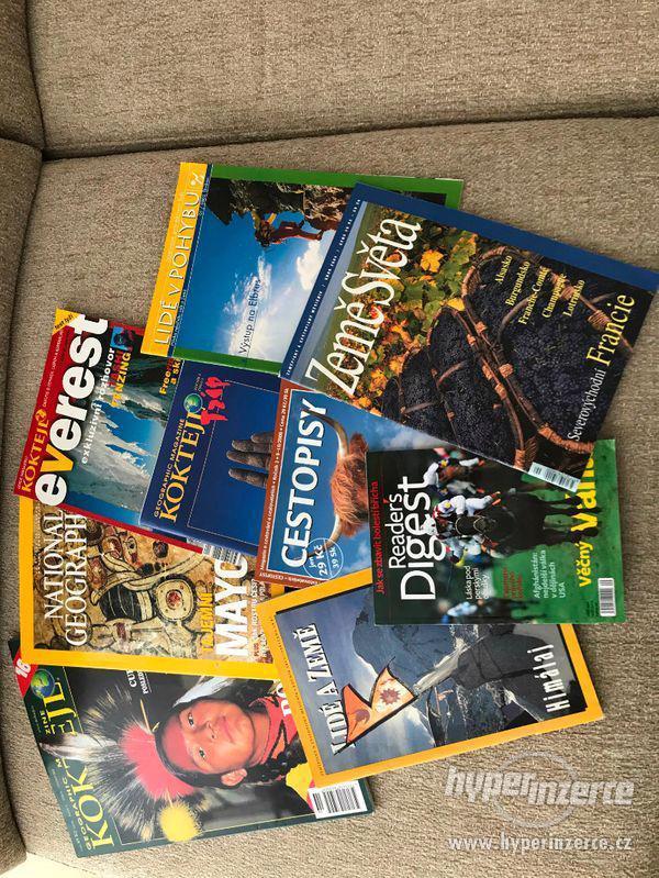 Prodám cestopisné časopisy - foto 2