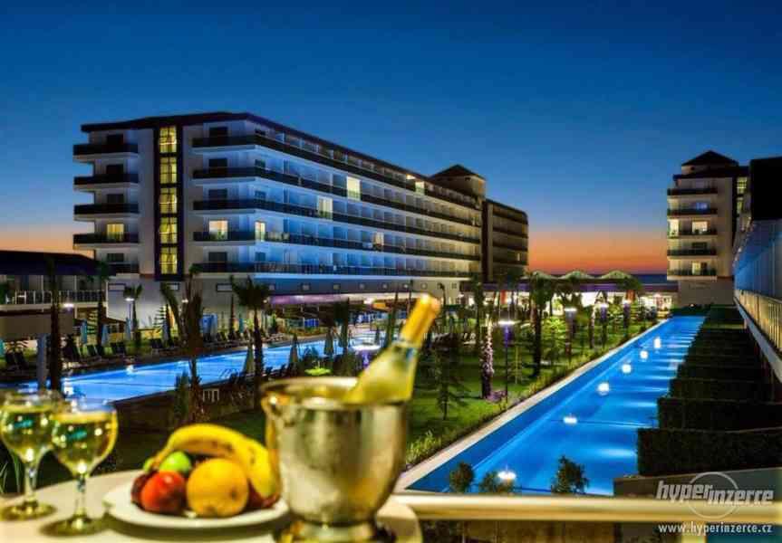 Letní dovolená v Turecku - luxusní hotely, nízké ceny
