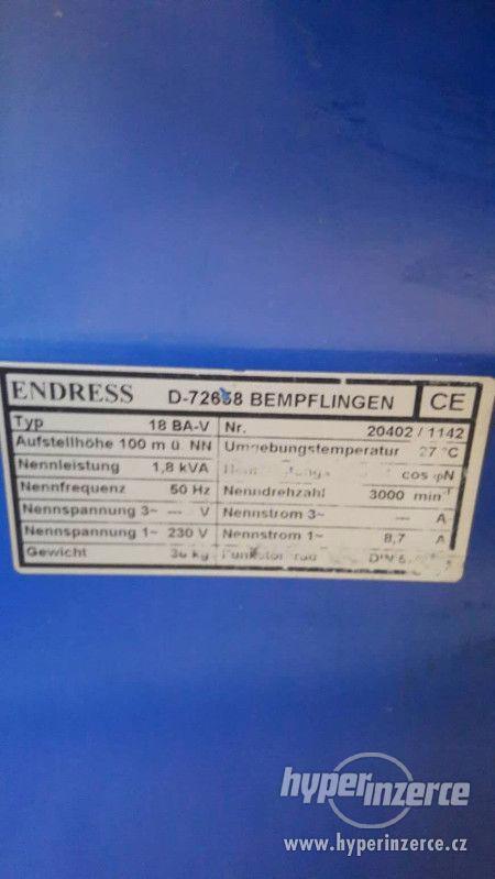Elektrocentrála Endress - foto 2