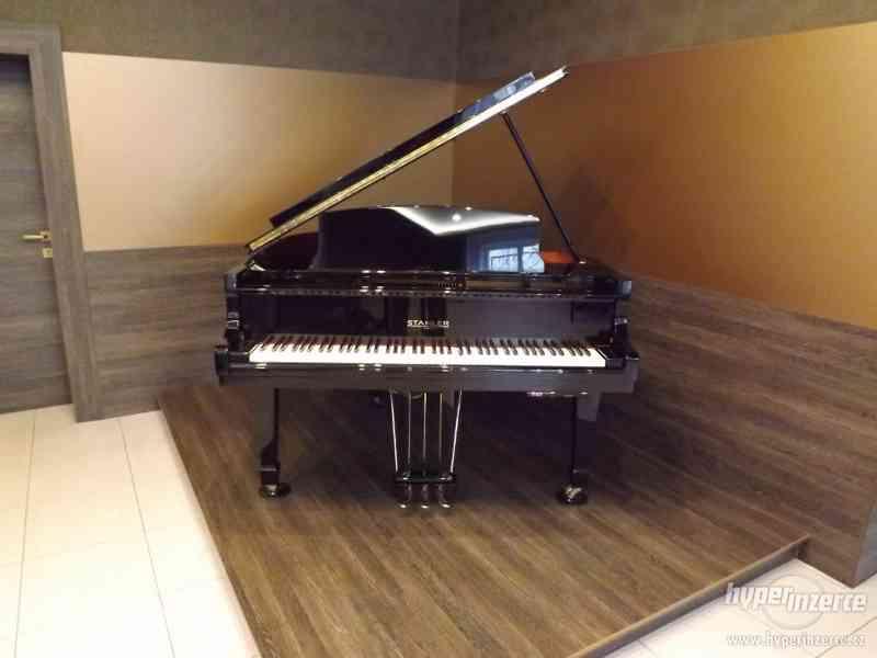 Nový klavír zn.Stahler + samohrající systém