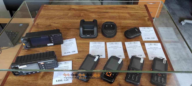 Prodejna a půjčovna GDR vysílaček - foto 2