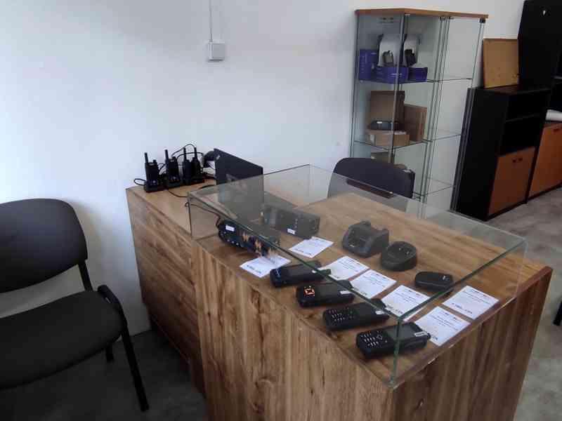 Prodejna a půjčovna GDR vysílaček - foto 3