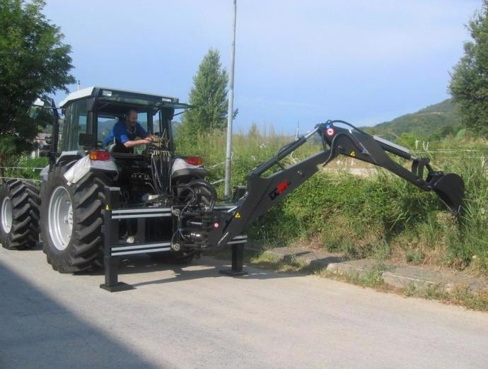 Podkop za traktor - foto 4