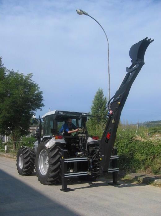 Podkop za traktor - foto 5