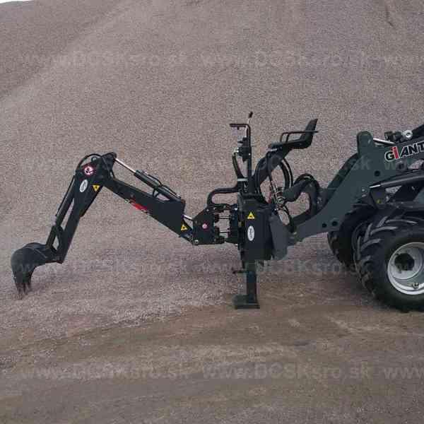 Podkop za traktor - foto 2