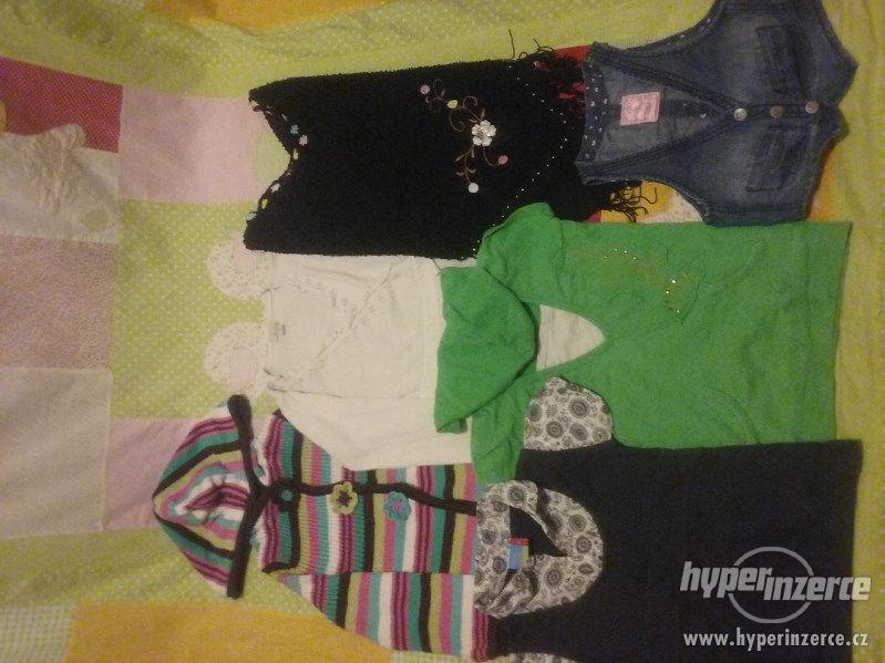 Krasne svetry, halenka, mikina, vesta