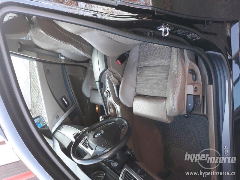 BMW 525D Touring,orig.km,serviska,1.maj,224t km,novéTZ na 2t - foto 12