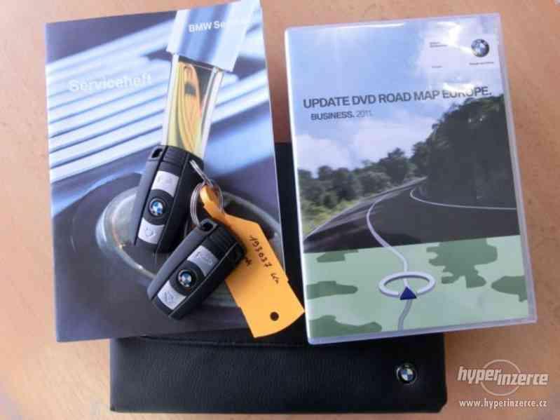 BMW 525D Touring,orig.km,serviska,1.maj,224t km,novéTZ na 2t - foto 27
