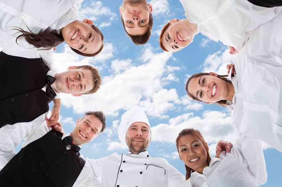 Kuchař-servírka- m/ž, celé Německo, aktuální po celý rok