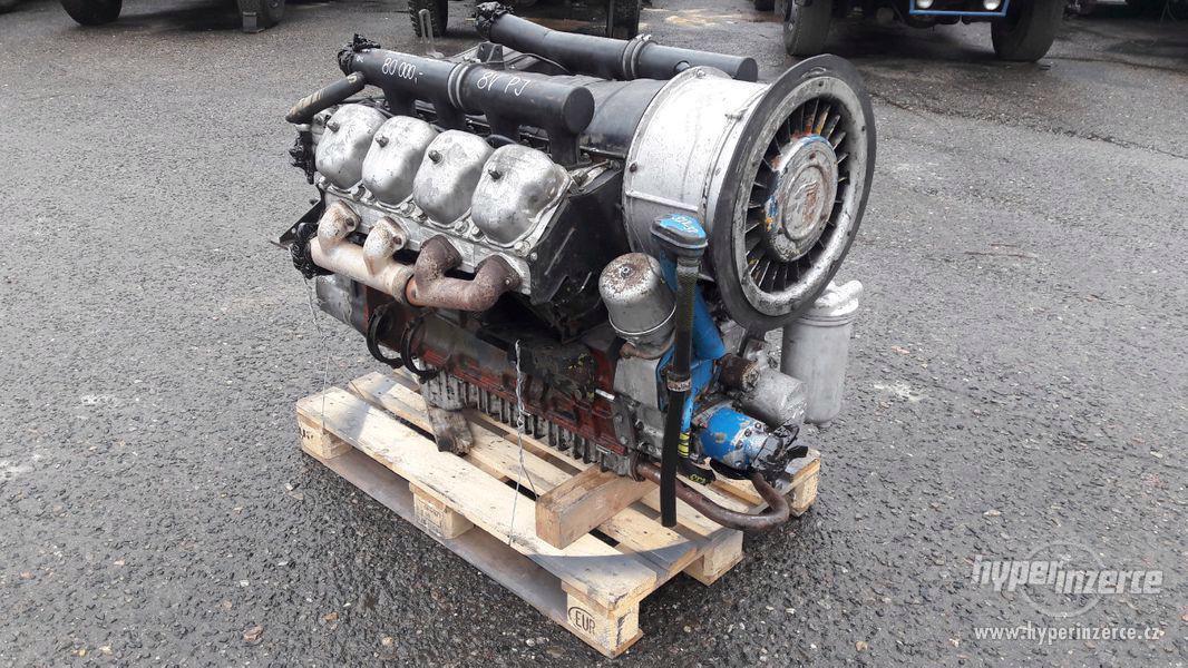 Motor T815 8V T2