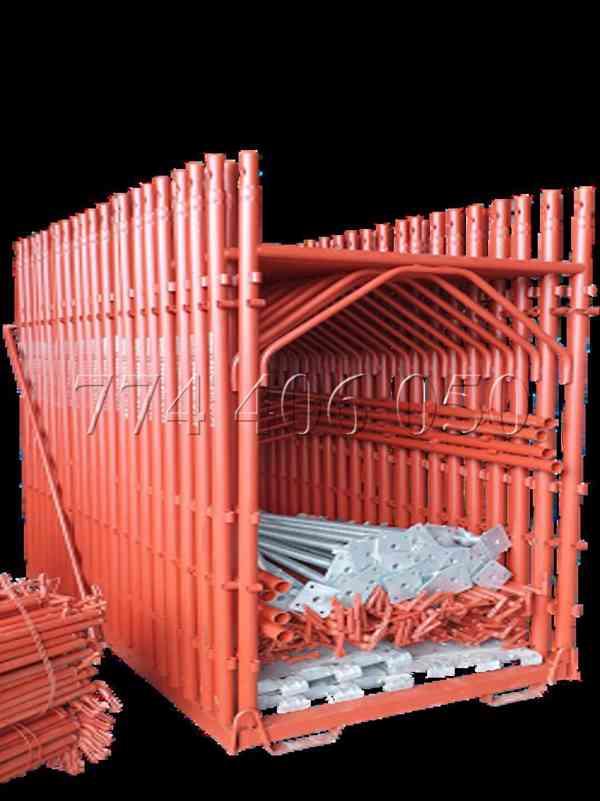Prodám fasádní lešení 243 m2 - 388,8 m2 - 510,3 m2 - foto 1