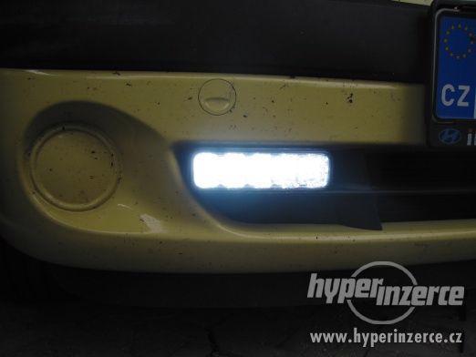 HOMOLOGOVANÁ LED světla pro denní svícení. - foto 3