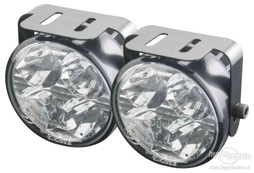 HOMOLOGOVANÁ LED světla pro denní svícení. - foto 2