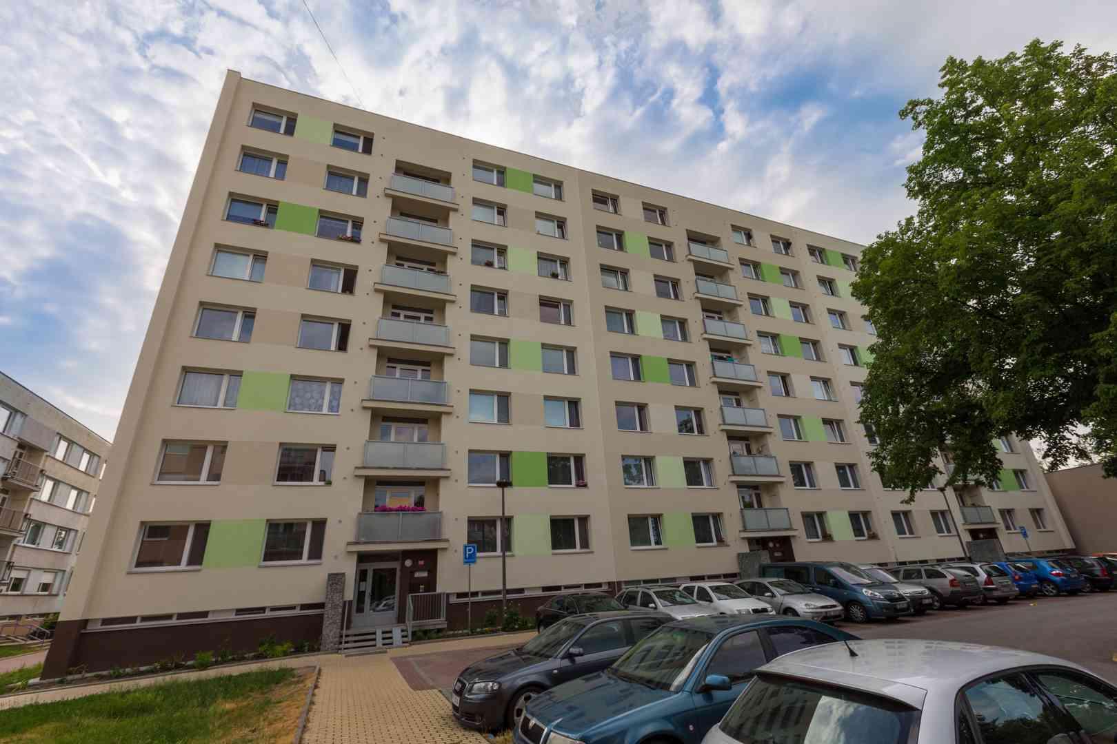 Byt 2+1 54m2 po rekonstrukci v Přelouči-ihned k nastěhování  - foto 10