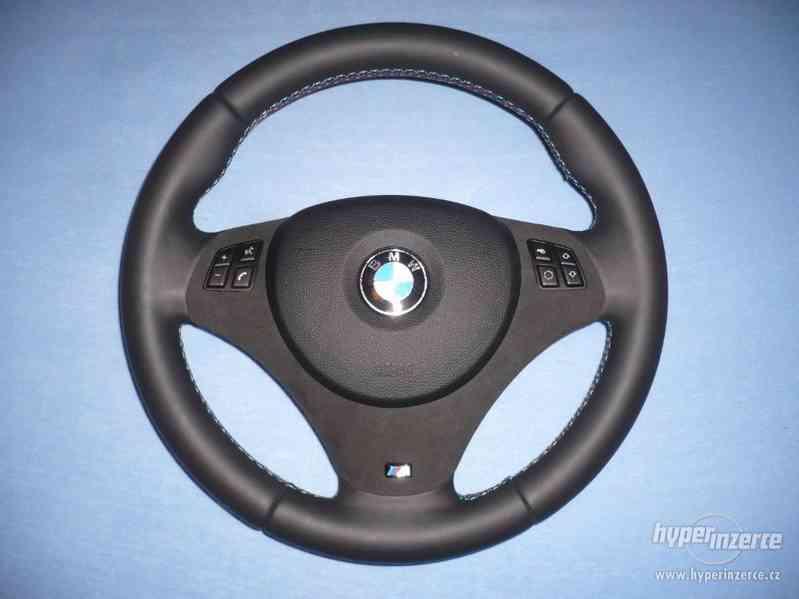 BMW E-92 coupé, kožený interiér - foto 8