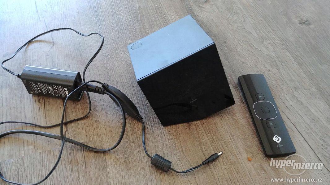 Multimediální přehrávač D-Link Boxee Box - foto 1