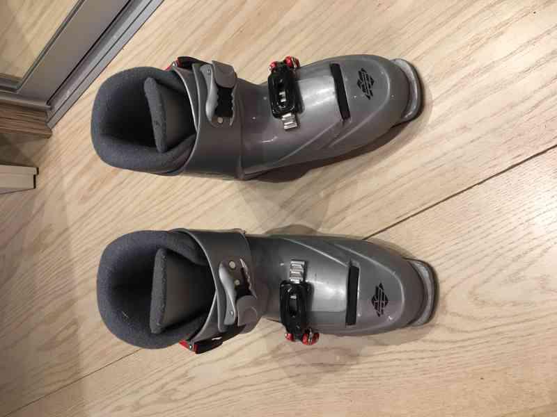 Sjezdové boty