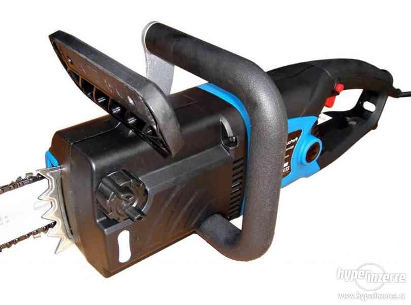 Elektrická řetězová motorová pila  2550W - foto 7