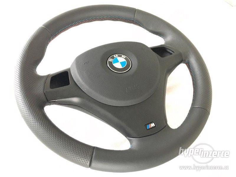 BMW airbag volantu, nový. - foto 7