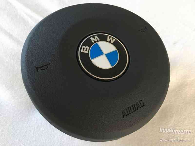 BMW airbag volantu, nový. - foto 11