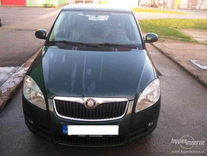 Škoda Fabia II 1,2 HTP,51KW Rok 2007 nová STK - foto 3