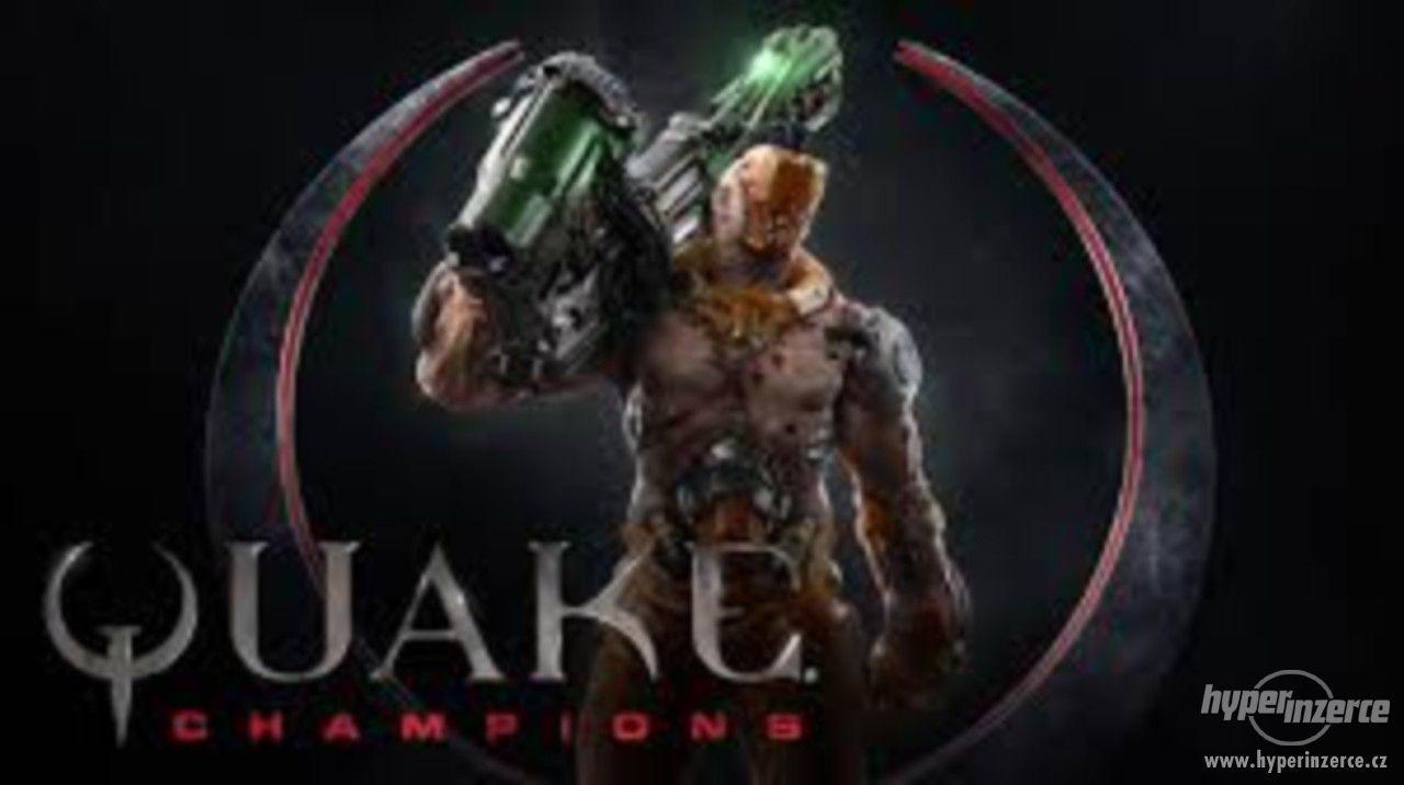 Quake Champions Pack - foto 1