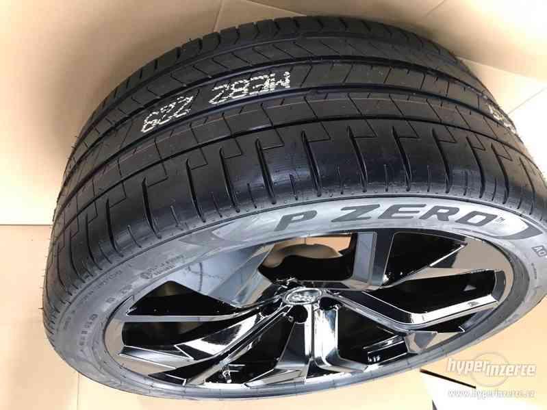 """AUDI RS Q8 alu 23"""" letní sada nová, originál !! - foto 3"""