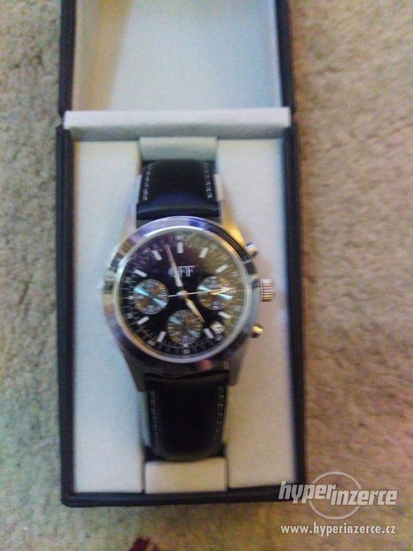Luxusní hodinky GFF - foto 3