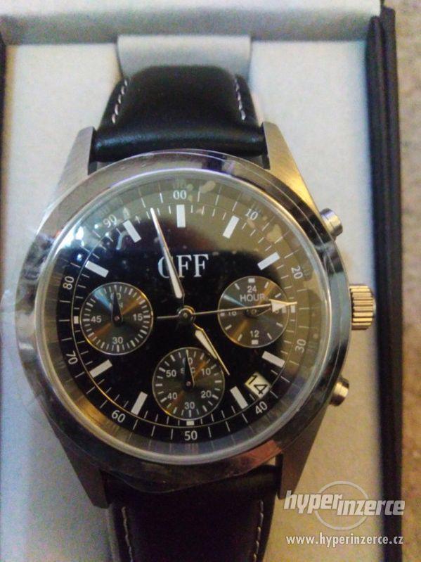 Luxusní hodinky GFF - foto 4