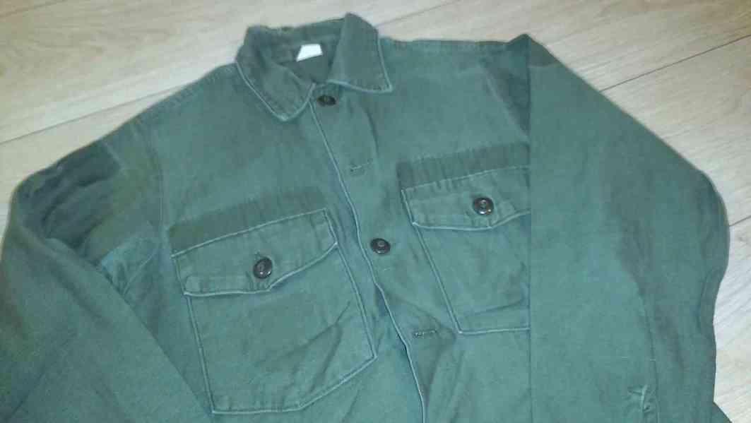 Americká vojenská košile - foto 3