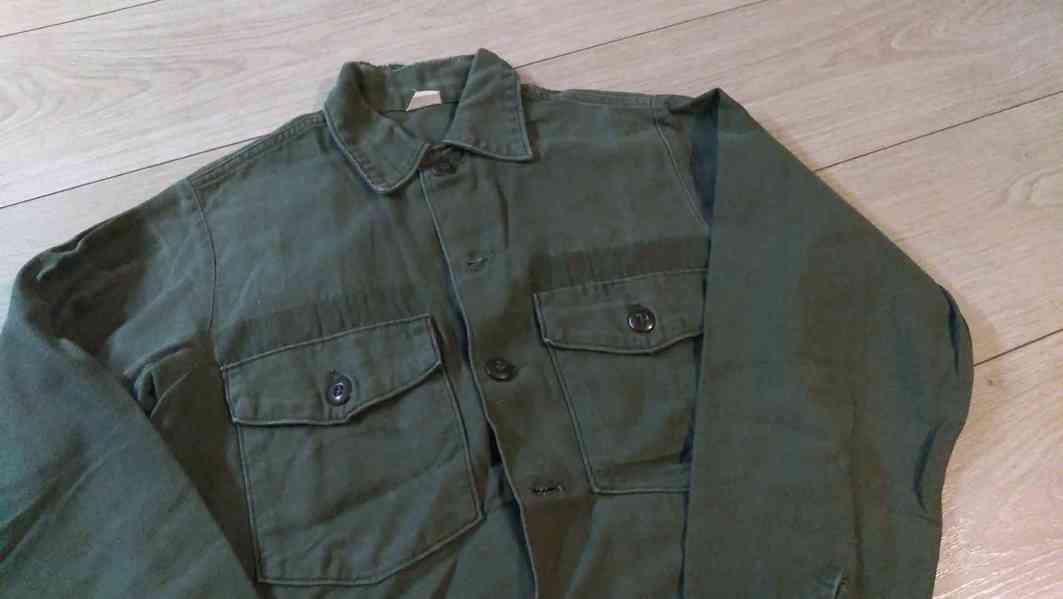 Americká vojenská košile
