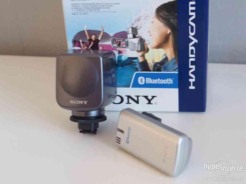 Bezdrátový mikrofon Sony ECM-HW1