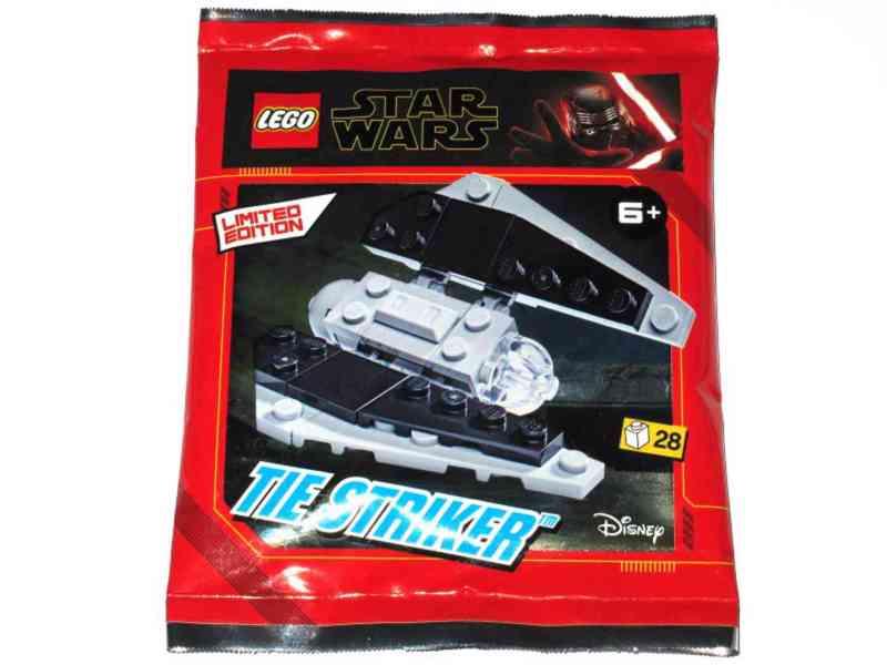 Lego Star Wars Foil Pack 912056-1