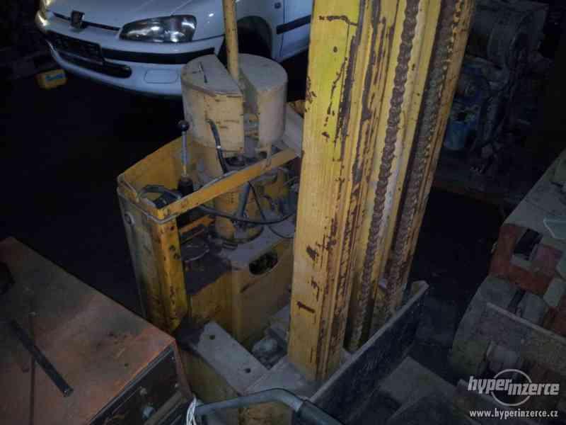 Vysokozdvih skladový - foto 2