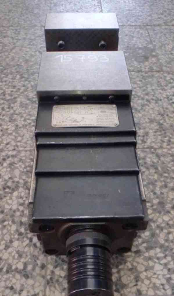 Hydraulický strojní svěrák CHV 160 V (9713.)  - foto 3