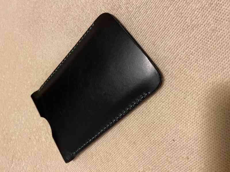 Prodám exluzivní, nové, kožené pouzdro, vyrobené na zakázku  - foto 3