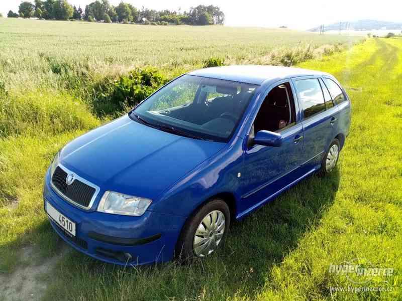 Škoda Fabia 1,4 16V Kombi, Nové rozvody , tažné zař.