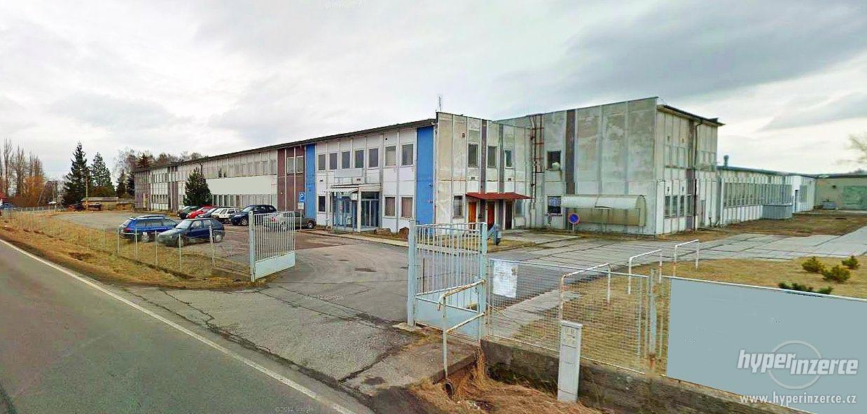 Prodej výrobně skladového areálu Hořovice, exit D5 - Žebrák