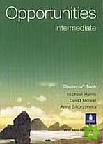 Nabízím učebnici Opportunities Intermediate