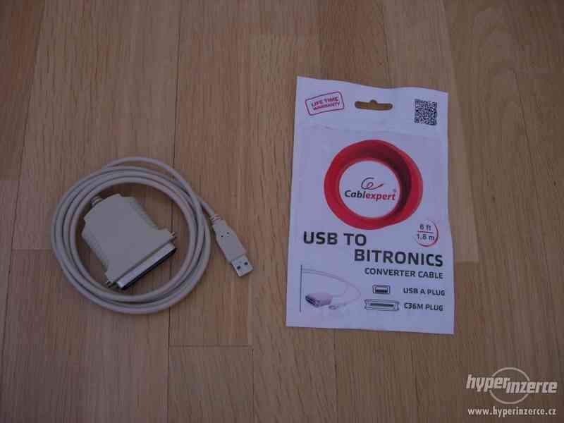 Redukce LPT -> USB - foto 1