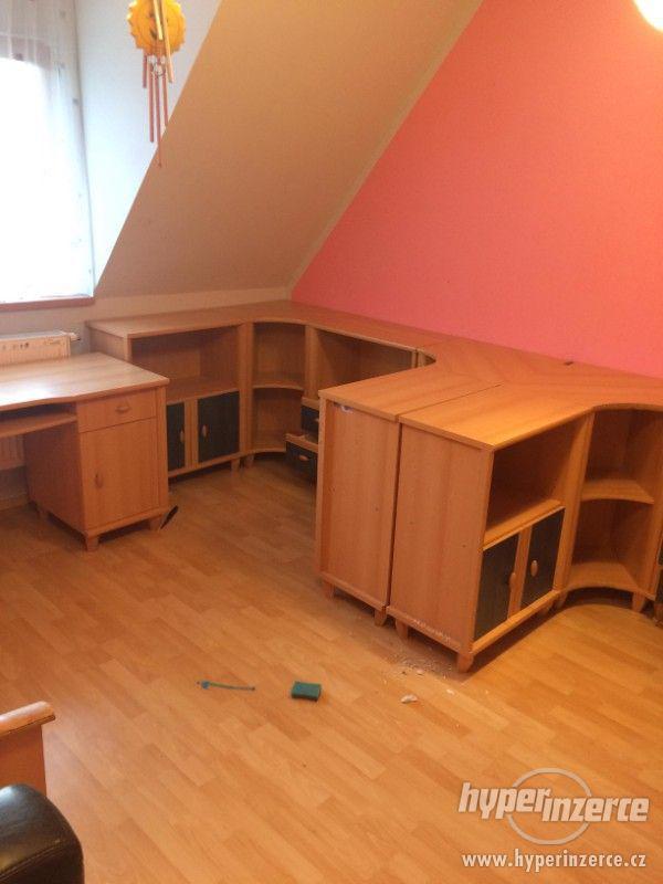 Prodám nábytek ze staršího dětského pokoje. - foto 1