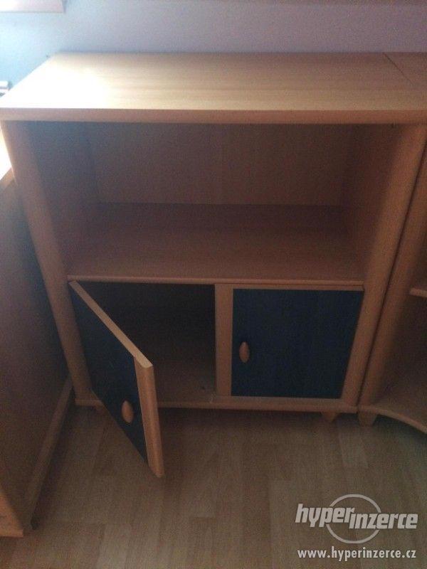 Prodám nábytek ze staršího dětského pokoje. - foto 8