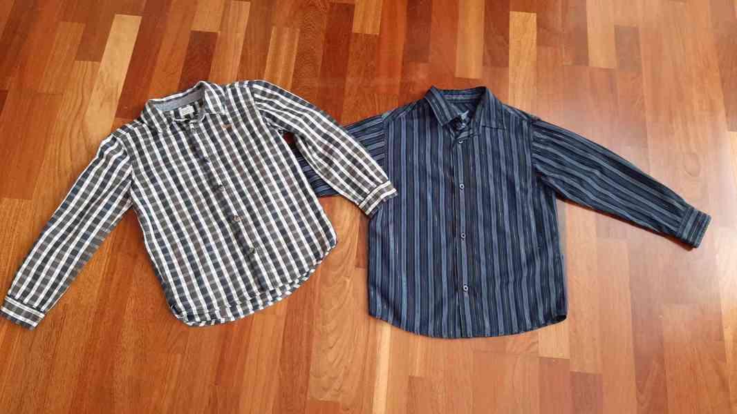 Košile vel.122/128